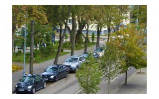 Nuo rugsėjo 16 d. – nemokamas automobilių stovėjimas miesto gatvėse