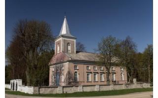 Atnaujinama Būtingės evangelikų  liuteronų bažnyčia