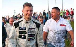 """Jonas Gelžinis – """"ENEOS 1006 km lenktynių"""" talismanas"""