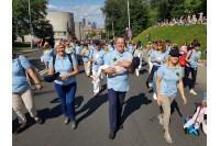 Jubiliejinėje dainų šventėje Vilniuje dalyvavo 10 Palangos meno kolektyvų