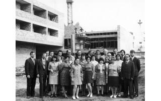 Prieš 50 metų įsikūrusiai Palangos mokslo įstaigai pritarimo reikėjo ir iš Maskvos, ir iš Amerikos