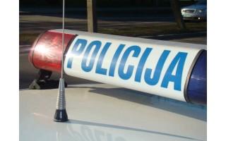Policijos pareigūnai atskleidė sunkų nusikaltimą Medvalakio gatvėje