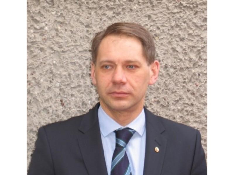 STT Klaipėdos valdybos viršininkas Arvydas Juršėnas.