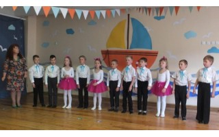 """Lopšelyje-darželyje """"Žilvinas"""" nuskambėjo koncertas """"Vaikyste, nusijuok!"""""""