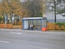 Kartais autobusų stotelėse nelieka vietos autobusams, laimei, esama ir supratingų vairuotojų.