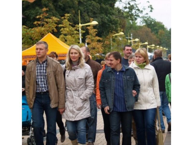 Turistai iš Rusijos mieliau rinkosi Palangą nei Jūrmalą