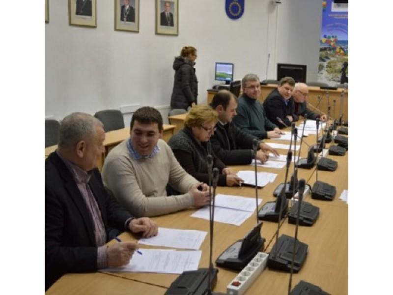 Atstatydinti Kontrolės komiteto pirmininko D. Palucko nepavyko