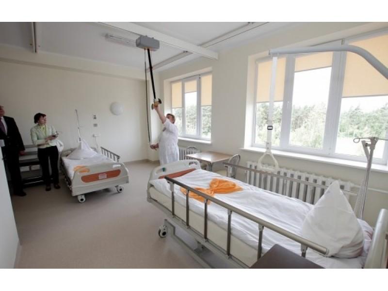 Klaipėdos jūrininkų ligoninė stabdo planinių ir ekstrinių paslaugų teikimą kai kuriuose Palangos departamento skyriuose
