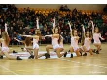 """Klubo """"Palanga"""" šokėjos – šauniausios."""