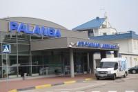 Išvažiuoti iš Palangos oro uosto netrukus taps patogiau