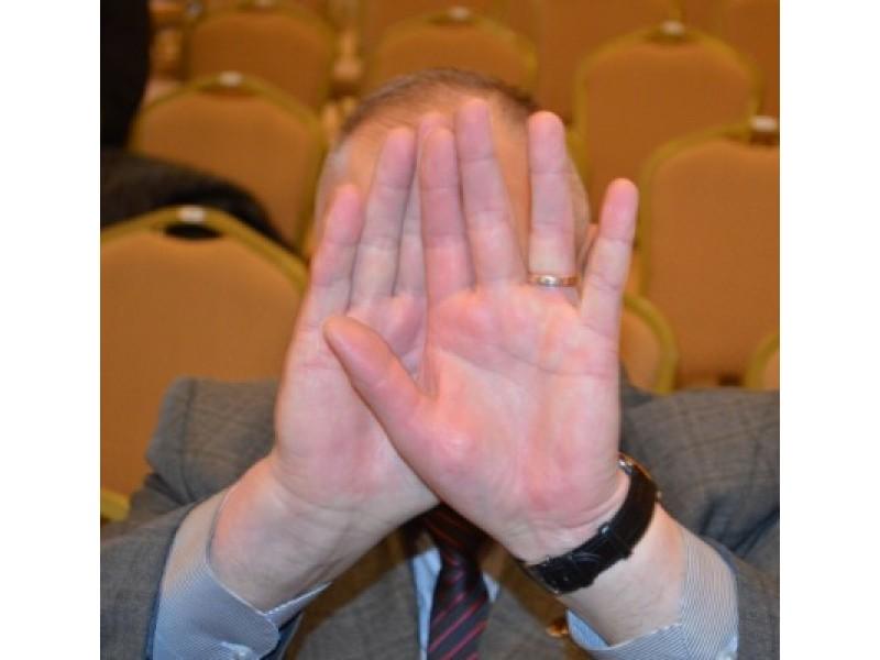 Petras Keinys, Viešosios tvarkos skyriaus vedėjas nemėgsta žurnalistų dėmesio, bet jo neišvengs varstydamas teismų duris.