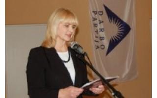 G.Krasauskienė – švietimo ir mokslo viceministrė