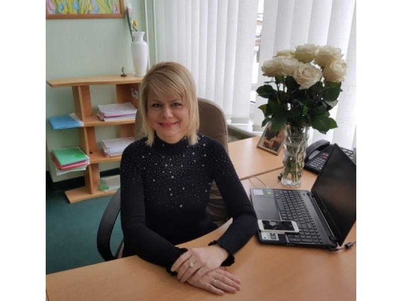 Palangos asmens sveikatos priežiūros centro (ASPC) direktorė Jūratė Mikutienė