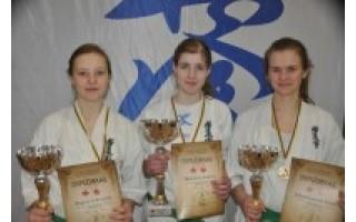 Palangos shodaniečiai iškovojo kelialapius į Europos čempionatą