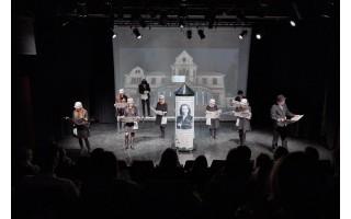 """Palangos """"Grubiojo"""" teatro spektaklis """"Tanato viešbutis"""" nominuotas keturiose kategorijose"""