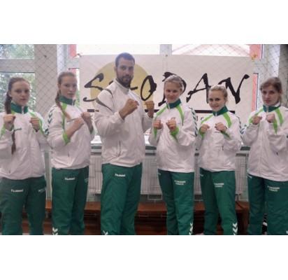Europos karate kyokushin čempionatui artėjant