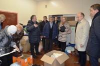 """Palangiškiai aktyviai įsijungė į akciją """"Padėkime Ukrainos žmonėms"""""""