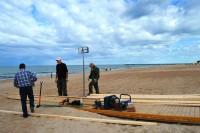Palangos paplūdimyje – neįgaliesiems pritaikyta infrastruktūra