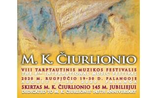 VIII tarptautinis M. K. Čiurlionio muzikos festivalis Palangoje – nuo magiškos perkusijos iki kosminio Čiurlionio