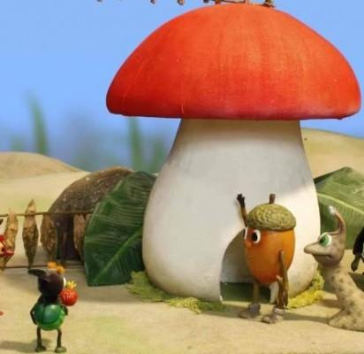 Animaciniai personažai – ne tik draugai, bet ir mokytojai
