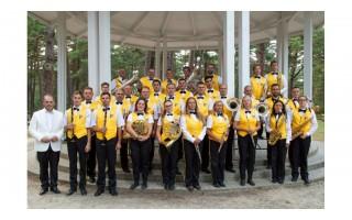 Palangos Birutės parke vėl nuvilnys Palangos pučiamųjų orkestro melodijos