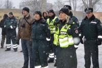 Būsimojo policijos komisariato pastato rekonstrukcija prasidėjo