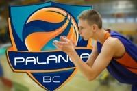 """Jauniausias """"BC Palanga"""" žaidėjas E. Maksvytis: """"Mūsų žaidimas tik gerės"""""""