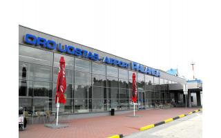 Palangos oro uosto rekonstrukcijos darbų pradžiai pasiruošta