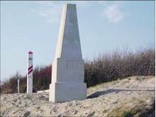 Pernai buvo restauruotas pajūryje prie Lietuvos ir Latvijos sienos esantis Valstybės sienos ženklas, kurio būklė nuo 2006-ųjų buvo tapusi itin bloga.