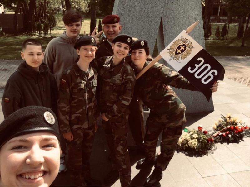 Palangoje paminėta  Partizanų pagerbimo, kariuomenės ir visuomenės vienybės diena (FOTO GALERIJA)