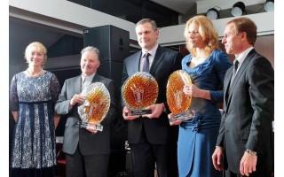 Palangoje apdovanoti geriausi Lietuvos metų lengvaatlečiai