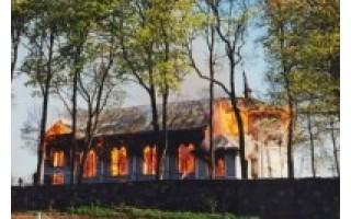 Vieną iš patikimiausių būdų, įspėjančių apie ugnies liežuvius, – gaisro jutikliai