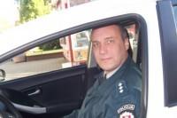 Svajojęs apie jūras tapo geru policininku ir vaikų pagalbininku