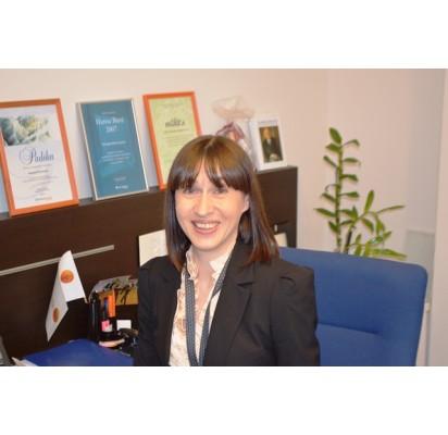 Swedbank Palangos Klientų aptarnavimo centro vadovė Renata Mickūnienė