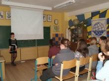 J. Macijauskaitė apžvelgė jaunimo politikos klausimus.