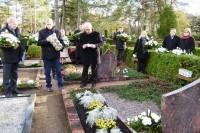 Politikai pagerbė mirusius kolegas, grafą A. Tiškevičių