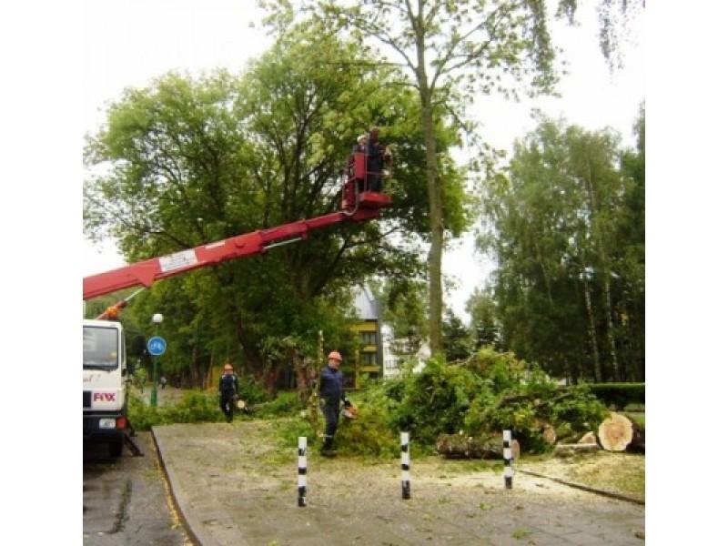 Palangos Virbališkės take užvirė remonto darbai