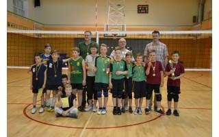 Palangos jaunieji tinklininkai Lietuvoje – antri