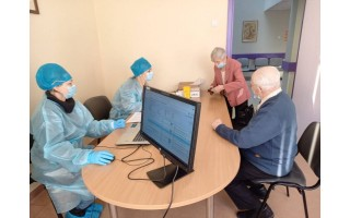 Šią savaitę Palangoje pradedama 80-mečių ir vyresnių asmenų vakcinacija, didinamos testavimo apimtys