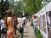 Įspūdingoje parodoje eksponuota 310 seminaro metu sukurtų fotografijų.