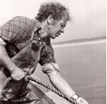 L. Skirpstas. Žvejys.