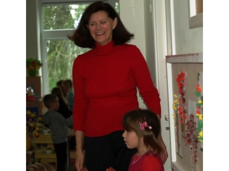 """Audronė Bružaitė: """"Kartais aš pati iš vaikų mokausi"""""""