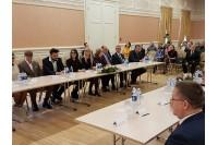 Devintojo šaukimo Palangos miesto savivaldybės taryba rinkosi į pirmąjį posėdį