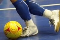 """Nykštuko"" komanda apgynė salės futbolo čempionų titulą"