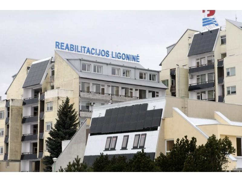 Net keturiose Palangos sanatorijose bus gydomi lengvesni COVID-19 pacientai