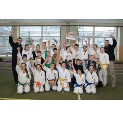 Aukso medalių lietus Vilniaus čempionate