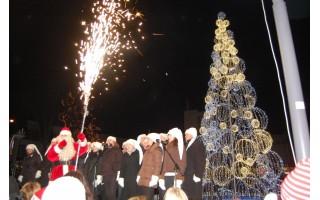 Virtualios Palangos ir Šventosios kalėdinių eglučių įžiebimo šventės nuo A iki Z kainuos 60 000 eurų
