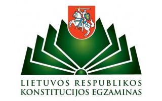 Palangiškiai kviečiami laikyti Konstitucijos egzaminą