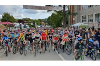 Palangiškių žygis dviračiais - dėl kilnaus tikslo