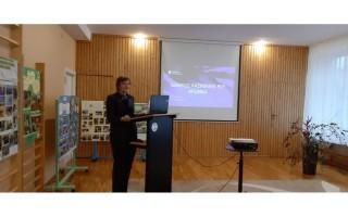 """Palangos lopšelyje-darželyje ,,Ąžuoliukas"""" – ekologinė konferencija"""